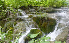 Plitvicei-tavak Horvátország
