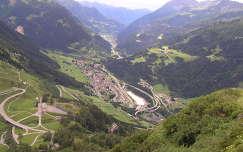 Szt.Gotthard hágó,Svájc