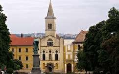 Magyarország, Pécs, Zárdatemplom