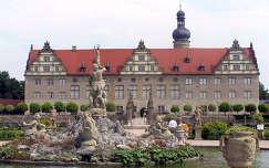 Weikersheimi kastély,Németország