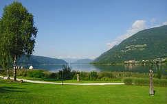 Ossiachi-tó,  Karintia