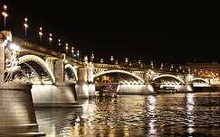 Magyarország, Budapest, Margit híd