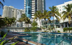 Miami, Casablanca Hotel - North Beach