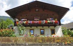 Alpesi ház, Karintia