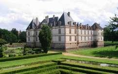 Franciaország - Cormatin-i kastély