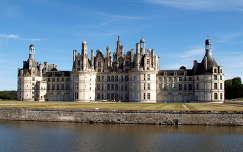 Chambord-i kastély,Franciaország