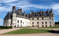 Amboise-i kastély,Franciaország