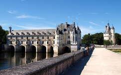 Chenonceaux-i kastély,Franciaország