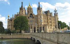 Schwerini kastély, Németország