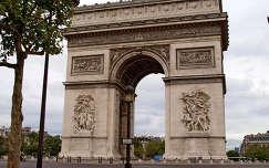 a Diadalív,Párizs,Franciaország