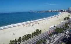 Brazilia - Rio de Janeiro - Copacabana
