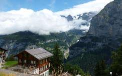 Mürren  Svájc