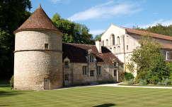 Fontenay-i apátság,Franciaország