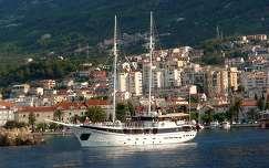 Makarska - kikötő