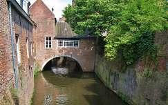's-Hertogenbosch-Holland. Binnendieze