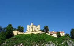Hohenswangau kastély,Bajorország