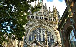 's-HERTOGENBOSCH-HOLLAND, (Capital Of The Prov.North-Brabant) Cathedral St. John