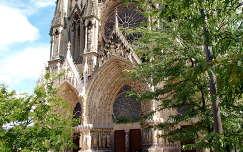 Reims,Notre Dame,Franciaország
