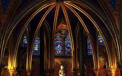 Sainte Chapelle,Párizs,Franciaország