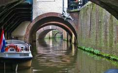 'S-Hertogenbosch, Nederland, Rondvaart Binnendieze. Foto made by Elly Hartog