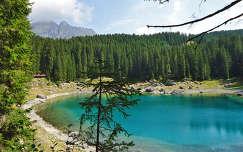 Karer tó - Dél-Tirol
