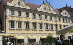 Würzburg Sólyom ház