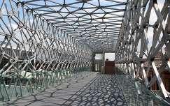 Magyarország, Pécs, Zsolnay-negyed, híd