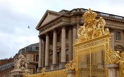 a Versailles-i kastély,Franciaország