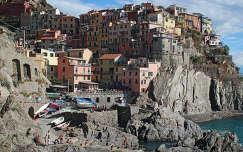 Olaszország - Cinque Terre - Manarola