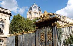 az Igazságügy Minisztérium,Párizs,Franciaország