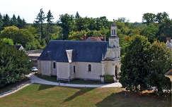 a Chambord-i kastély kápolnája,Franciaország