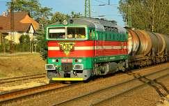 Vonat,Fotó:Szolnoki Tibor