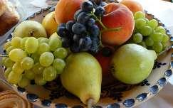 Gyümölcseimből csendélet