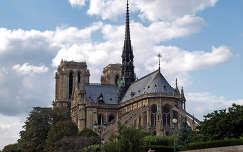 a Notre Dame,Párizs,Franciaország