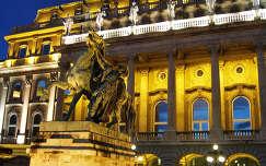 Budapest, a budai vár
