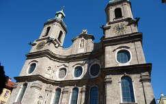 Szent Jakab templom-Innsbruck