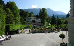 Linderhof kastély,Bajorország