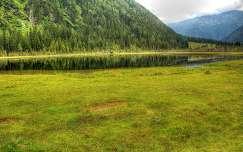 Stappitzer See, Mallnitz, Karintia, Ausztria