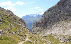 Osveny az Olasz Alpokban