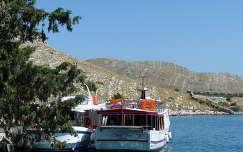 Katina sziget a Kornati Nemzeti Parkban, Horvátország