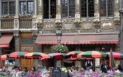Brüsszel főtere,Grand Place,Belgium