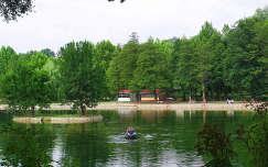 Magyarország, Abaligeti tó