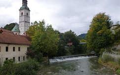 Skofja Loka  Szlovénia