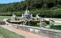 Caserta kastély, Olaszország