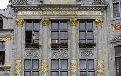 Brüsszel,Főtér,Grand Place,Belgium