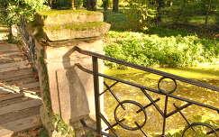 Alcsúti Arborétum, híd