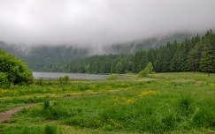 Szent Anna-tó, Románia
