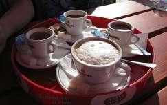 kávé ital