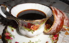 ital kávé édesség