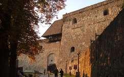 Eger, a vár bejárata